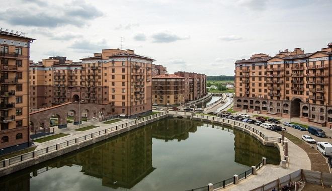 город набережных жилой комплекс в химках фото