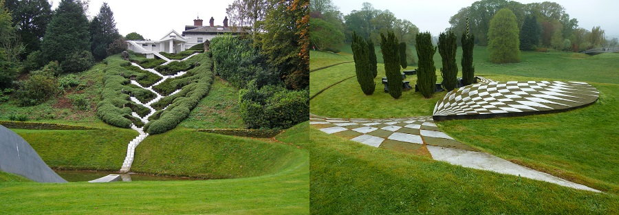 The Garden of Cosmic Speculation, Scotland2