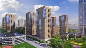 Квартиры с отделкой в ЖК SREDA от 3,9 млн рублей