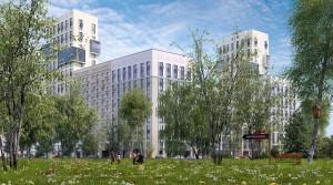В Лосиноостровском районе Москвы построят ЖК «Нормандия»