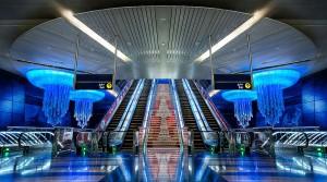 Фантастическое подземелье: ТОП-5 необычных и красивых станций метро...