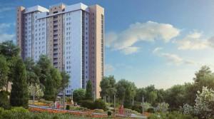 В ЖК «Яуза-парк» стартовала акция «Двухкомнатные квартиры по одной...