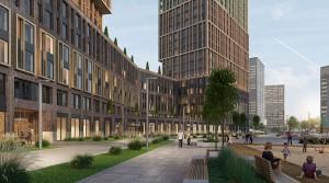 В центре Москвы займутся строительством «Правды»