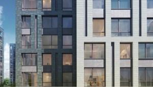 ГК «Инград» вывела новый объем квартир с панорамным остеклением в ЖК...