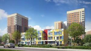 «Главстрой Девелопмент»: новый детский сад на 220 человек в...