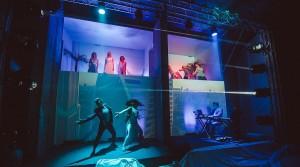 Элитный ЖК стал частью иммерсивной театральной постановки