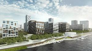 «Главстрой» получил разрешение на строительство жилого квартала на...
