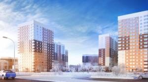 «Главстрой» ввел в эксплуатацию более 580 тыс. кв. м недвижимости в...