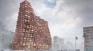 Голландцы спроектировали новый проект в центре Москвы