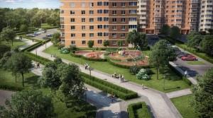 «Главстрой»: в подмосковном ЖК «Столичный» квартиры со скидкой 2,3% к...
