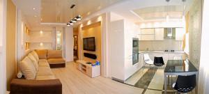 ТОП 5 самых интересных двухкомнатных квартир