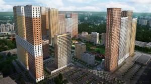 ЖК «Селигер Сити» - финалист премии «Рекорды рынка недвижимости»