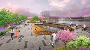 Висячие сады, бассейн и театр: что может появиться на месте...