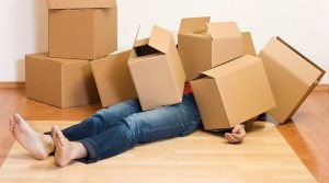 Как переехать в новую квартиру без стресса