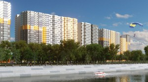 Квартиру в ЖК у большой воды можно купить за 1,8 млн рублей