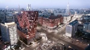 Загадочная и яркая: иммерсивная презентация апартаментов RED7