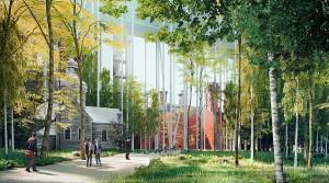 Парк площадью 4 га появится на территории Бадаевского пивоваренного...