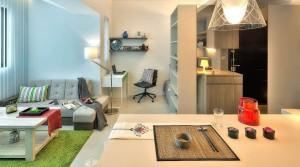 Квартиры-студии: выгодная покупка при маленьком бюджете