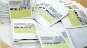 Приглашение на презентацию пятого выпуска GREEN BOOK