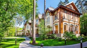 Хочешь дом на Рублёвке? Готовь 400 млн рублей