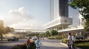 Capital Towers вошел в тройку самых престижных проектов на набережных