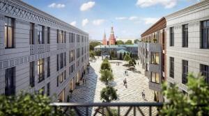 Проекты Capital Group вошли в тройку самых престижных комплексов на...