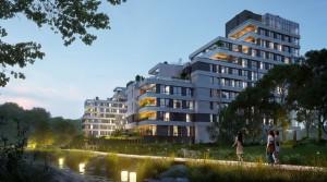 Донстрой представляет новый проект: клубный дом «Река»