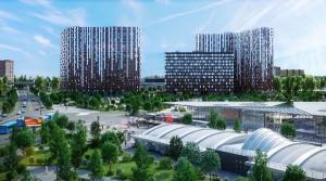 За первую половину 2019 года в Москве вышло 29 новых комплексов