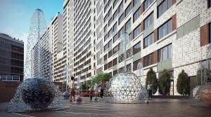 Capital Group открыла продажи квартир с дизайнерской отделкой в ЖК...