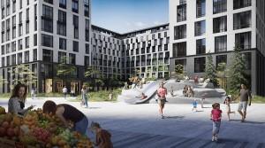 Крупные застройщики создадут комфортные городские пространства