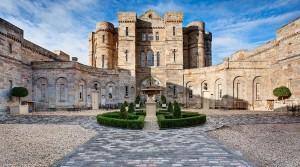 Жить по-королевски: в Шотландии выставлен на продажу легендарный...