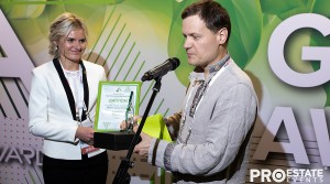 Цвет настроения «зеленый»: победители GREEN Awards 2019