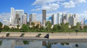 Продажи квартир бизнес-класса столицы увеличили темп