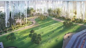 В Дорогомилово появится парк в русском стиле с фруктовым садом