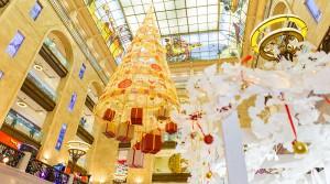 Новогодние чудеса в ЦДМ на Лубянке
