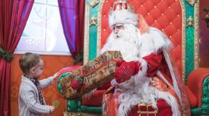 Дед Мороз ждет всех в ЦДМ на Лубянке