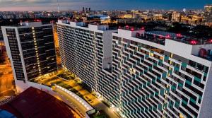Capital Group представила в ЖК ЛИЦА квартиры с самыми просторными...