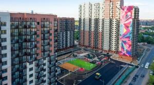 В ЖК «Позитив» стартовали продажи квартир в 7-м корпусе