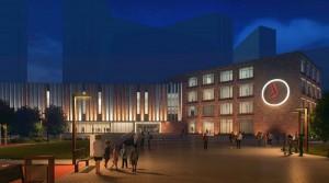 Школа в квартале «Сердце Столицы» откроется в 2022 году