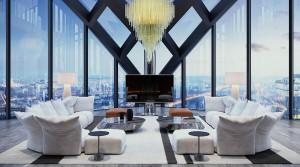 Какие квартиры в Москве: ТОП-5 самых больших и маленьких вариантов