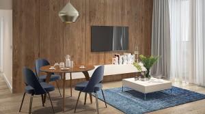 Sminex предусмотрел рабочее пространство в каждой квартире
