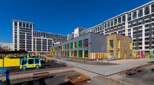 «Галс-Девелопмент» ввел в эксплуатацию детское дошкольное учреждение...