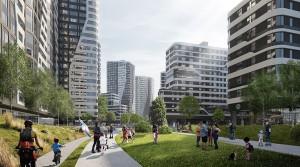 За звание лучших соревнуются более 100 строительных проектов Москвы