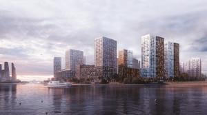ЖК «Береговой»: выход за рамки квартиры в продуманное пространство...