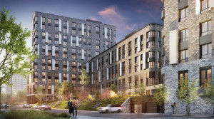 Осенью компания «Донстрой» откроет продажи в новом доме ЖК «Символ»