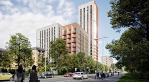 Девелопер Capital Group завершил продажи в жилом комплексе...