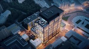 AFI Development презентовала новый бизнес-центр класса «А+» на...