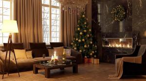 5 идей как создать новогоднюю атмосферу дома