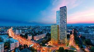 Кто строит больше всего небоскребов в Москве?