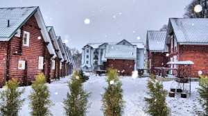 5 классных загородных отелей Подмосковья. Куда поехать отдыхать зимой?